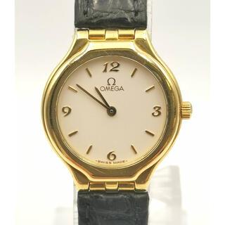 OMEGA - OMEGA  オメガ De Ville  K18YG  時計