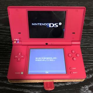 ニンテンドーDS - DS  Light  ピンク  本体
