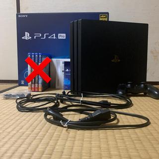 PlayStation4 - SONY PlayStation4 Pro 本体 CUH-7100BB01
