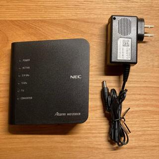 NEC - Aterm WG1200CR  Wi-Fiルーター