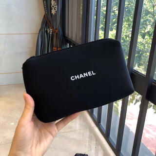 CHANEL - 新品・未使用  箱なし♡CHANEL シャネル ノベルティ ポーチ