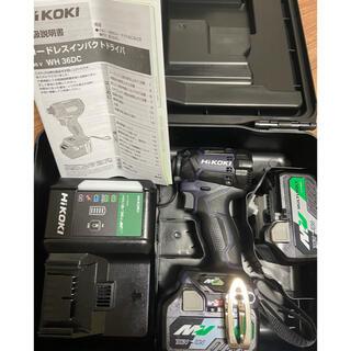 ヒタチ(日立)のハイコーキ HIKOKI インパクトドライバー (工具)