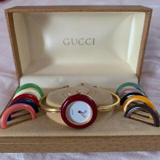 Gucci - GUCCI チェンジベゼル Sサイズ