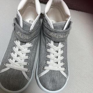 mikihouse - ミキハウス ハイカット スニーカー 靴 20.0cm