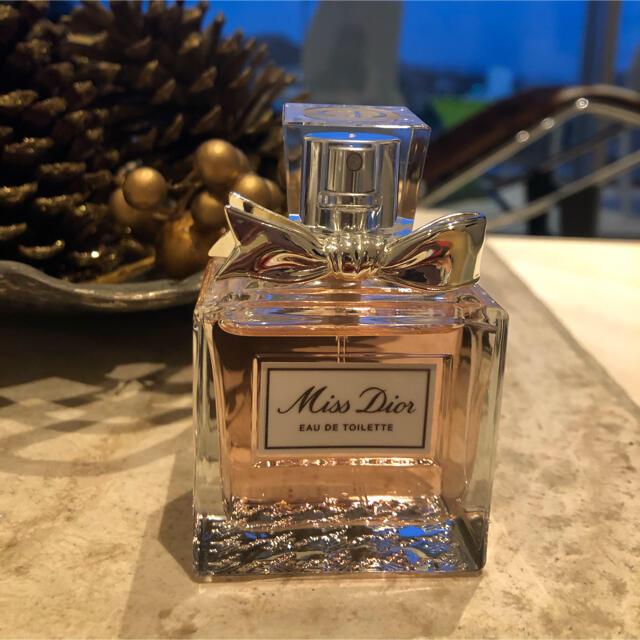 Christian Dior(クリスチャンディオール)の💖ディオール 香水💖ミスディオール 💖 オードゥ トワレ コスメ/美容の香水(香水(女性用))の商品写真