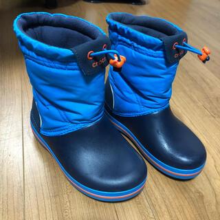 クロックス(crocs)の(coroさん専用)スノーブーツ クロックス 18.5cm(ブーツ)