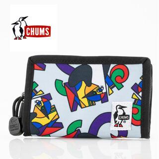 CHUMS - 新品タグ付き CHUMS チャムス エコカードウォレット