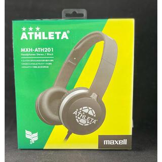 マクセル(maxell)のmaxell マクセル ヘッドセット MXH-ATH201(ヘッドフォン/イヤフォン)