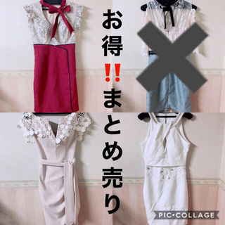 JEWELS - キャバドレス♡3点セット