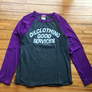 オイル(OIL)のオイル Tシャツ 140cm (Tシャツ/カットソー)