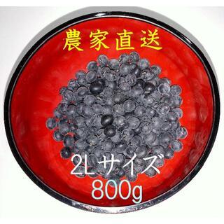 丹波黒豆『滋賀県産』2Lサイズ A級品 800g(米/穀物)