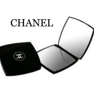 シャネル(CHANEL)のCHANEL コンパクトミラー ミロワール ドゥーブル ファ ノベルティー(ミラー)