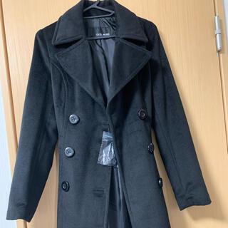 セシルマクビー(CECIL McBEE)の新品未使用 Cecil McBee セシルマグビー コート 黒 Mサイズ(トレンチコート)