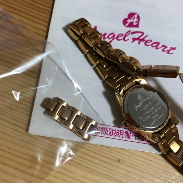 Angel Heart(エンジェルハート)のangel heart 時計とネックレス レディースのファッション小物(腕時計)の商品写真