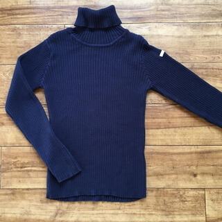 MARKEY'S - オーシャングラウンド ハイネック コットン セーター 120㎝