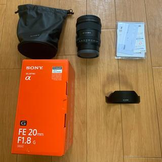 SONY - ソニー SONY FE 20mm F1.8 G / SEL20F18G