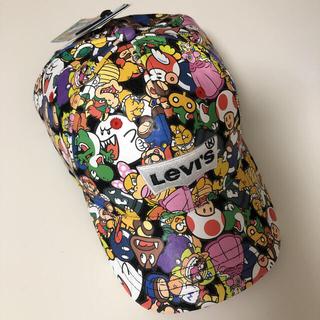 Levi's - LEVI'S マリオ コラボキャップ リーバイス MARIO コラボ 帽子