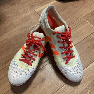アディダス(adidas)のadidas 中距離用スパイク(陸上競技)