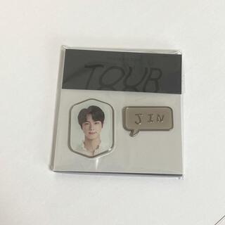 防弾少年団(BTS) - BTS ジン MOS tour バッジセット