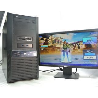 爆速SSD!ゲーミングPC/i7-3770/12G/無線/Fortnite