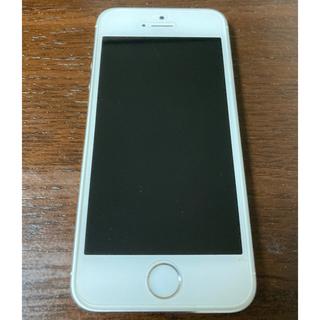 アイフォーン(iPhone)のiPhone 5s 32GB シルバー Ymobile  送料込み(スマートフォン本体)
