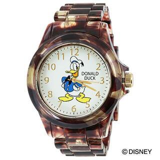 ディズニー(Disney)の★送料無料★Disney ドナルド タートルカラーウオッチ★新品★(腕時計)