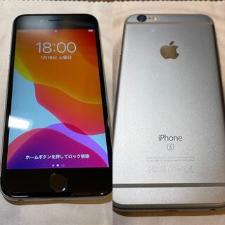 アイフォーン(iPhone)のiPhone6s 64GB SIMフリー 中古(スマートフォン本体)