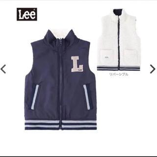 Lee - stompstamp lee リバーシブルベスト(試着のみ) サイズ90