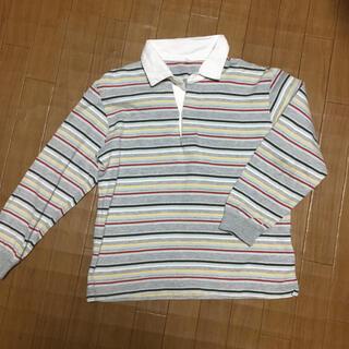 ユニクロ(UNIQLO)のUNIQLO子供用ポロシャツ 120cm(ジャケット/上着)