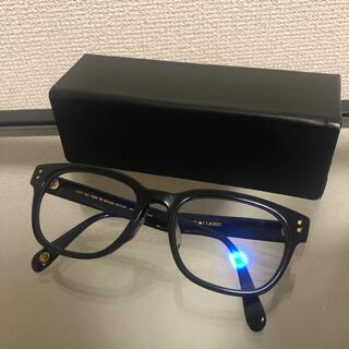 ジンズ(JINS)のJINS CLASSIC 度無し ブルーライトカット機能(サングラス/メガネ)