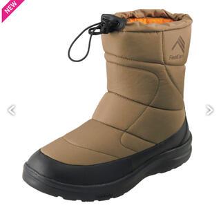 ウォークマン(WALKMAN)の新品 ワークマン 防寒ブーツ ケベック モカ 4L スノーブーツ(ブーツ)