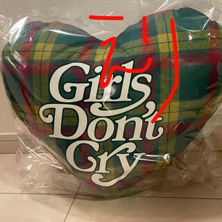 シュプリーム(Supreme)のgirls don't cry クッション ハートピロー(クッション)