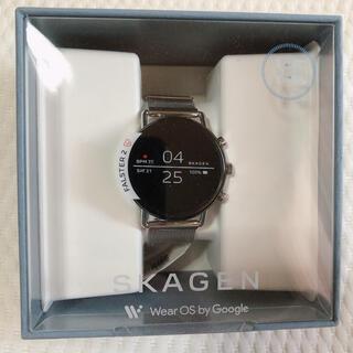 スカーゲン(SKAGEN)のスカーゲン  SKAGEN  falster2 スマートウォッチ 時計(腕時計(デジタル))