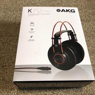 AKG K712 PRO 開放型モニターヘッドホン(その他)