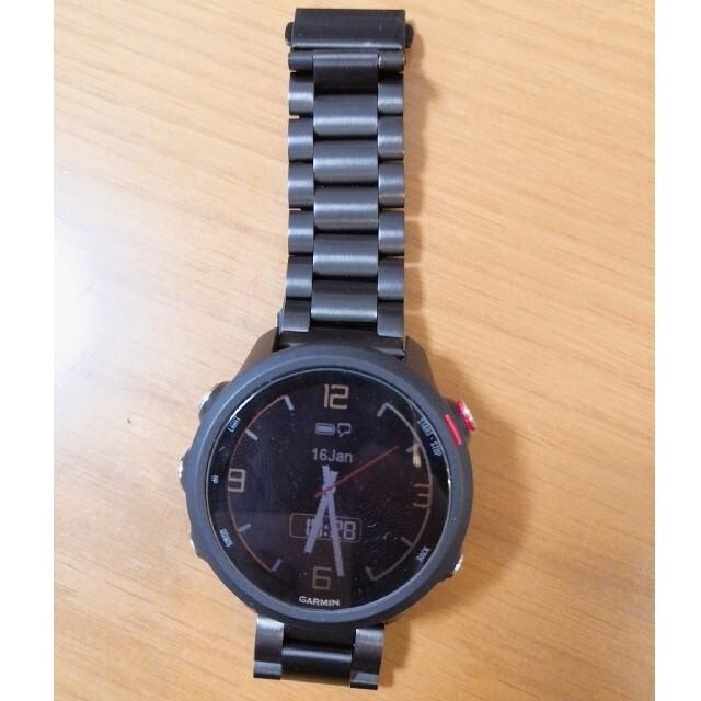 GARMIN(ガーミン)のGARMIN FOREATHLETE 245 MUSIC ガーミン 時計 メンズの時計(腕時計(デジタル))の商品写真