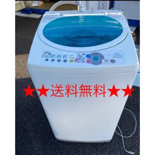 ヒタチ(日立)の全自動洗濯機/乾燥付き/日立/2004☆送料無料☆(洗濯機)