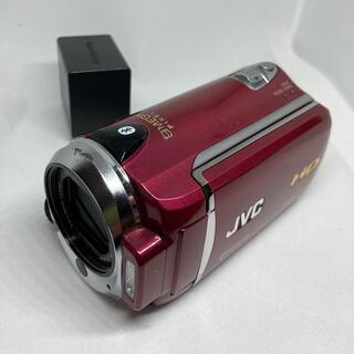 ケンウッド(KENWOOD)のJVC ビデオカメラ ケンウッドエブリオ(ビデオカメラ)
