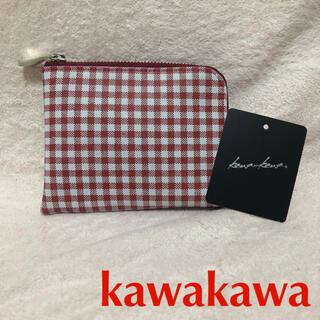 イアパピヨネ(ear PAPILLONNER)の新品未使用 kawakawa  サイフ(財布)