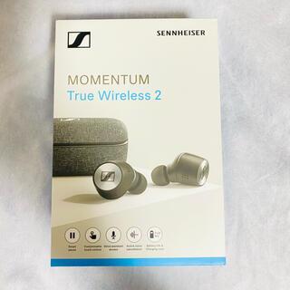 ゼンハイザー(SENNHEISER)の値下げ! ゼンハイザー MOMENTUM True Wireless 2 訳あり(ヘッドフォン/イヤフォン)