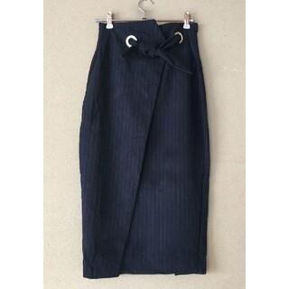 エイチアンドエム(H&M)のエイチアンドエム タイトスカート(ひざ丈スカート)