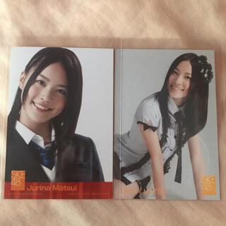 エスケーイーフォーティーエイト(SKE48)の【即購入可】SKE48 AKB48 松井珠理奈 生写真 セット まとめ売り 初期(アイドルグッズ)