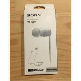 SONY - 新品✨ SONY  Bluetoothイヤホン