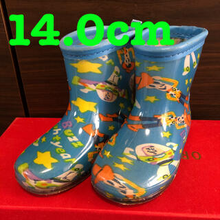 ディズニー(Disney)のトイストーリー レインブーツ 14cm(長靴/レインシューズ)