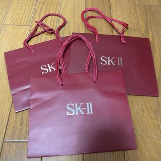 エスケーツー(SK-II)のSK-II エスケーツー 紙袋 ショップ袋(ショップ袋)