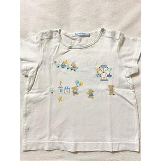 ファミリア(familiar)のファミリア 半袖カットソー (Tシャツ)