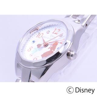 ディズニー(Disney)の【送料無料】ディズニー シルバー アリス ブレスレットクオーツ【新品未使用】(腕時計)