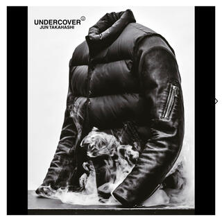UNDERCOVER - 【3/L】30周年 アンダーカバー 袖レザーダウン