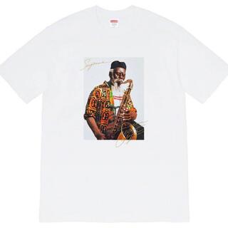 シュプリーム(Supreme)のSupreme Pharoah Sanders Tee シュプリーム Tシャツ(Tシャツ/カットソー(半袖/袖なし))