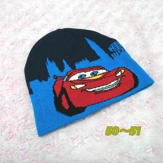 エイチアンドエム(H&M)の【USED】カーズ ニットキャップ(帽子)
