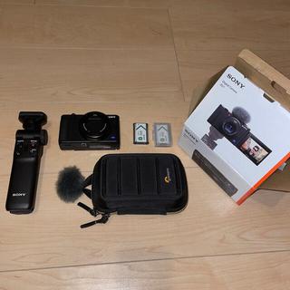 ソニー(SONY)のSONY VLOGCAM ZV-1 & シューティンググリップ等(コンパクトデジタルカメラ)